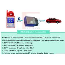 2016 Toyo OBD II tecla PRO Bluetooth OBD ayuda Toyota G & H toda llave perdida trabajo con Mini Cn900 & ND900 Mini