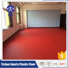 прочный одноразовый ломом покрытия здания PVC этаж