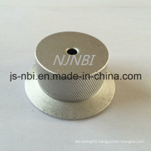 Aluminum Die Casting/Die Cast Cap for Laundry Rack