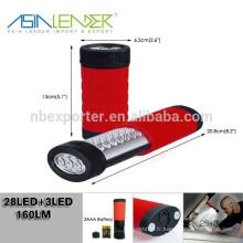 Lumière d'inspection Asia Light Leader, éclairage d'inspection LED, lampe de poche d'inspection de maison