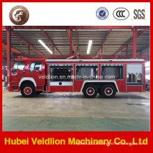 4000 Gallonen Schaum Feuerwehrautos