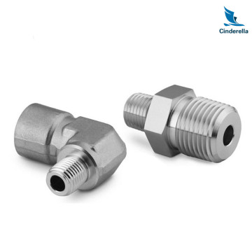 Tube Pipe Fittings Stainless Steel Sleeve