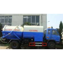 9000L Suction and Cleaning Sewage Truck for Exportation