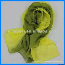 Фабричный шелковый шелковый шарф оптом