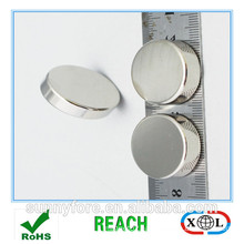 powerful round led light magnet