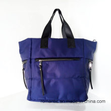 Popular Candy Fashion Designer Ladies Nylon Handbags (NMDK-032204)