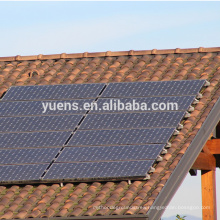 Easy to Assemble Solar Frame Tile Roof Mount PV Mounting System