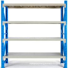 Medium Duty Storage Display Rack for Warehouse