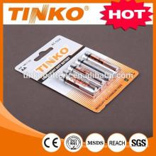 Carbon zinc battery size AA 1.5V
