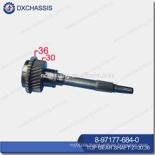 NHR/NKR Top Gear Shaft Z=30:36 8-97177-684-0