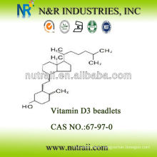 Advantage Product Vitamin D3 Beadlet 100,000IU/g CAS#67-97-0