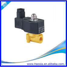 HAOXIA 2 way brass mini water solenoid valve 2W025-08