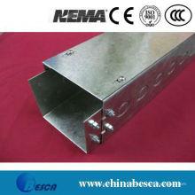 Precio del fabricante de canales de alambre de metal galvanizado (UL, cUL, SGS, IEC, CE)