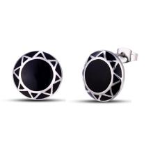 Boucle d'oreille en acier inoxydable Style classique Jewellry