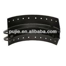Heavy duty truck brake shoes