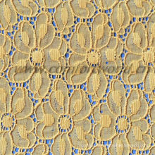 Кружевной ткани без Эластичное