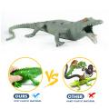 оптовая шаньтоу игрушки tpr мягкий резиновый игрушка крокодил сделано в Китае