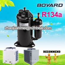 split air conditioner compressor for heat pump