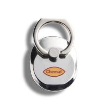 Hotsale custom metal cute style 360 Degree phone ring holder for mobile phone