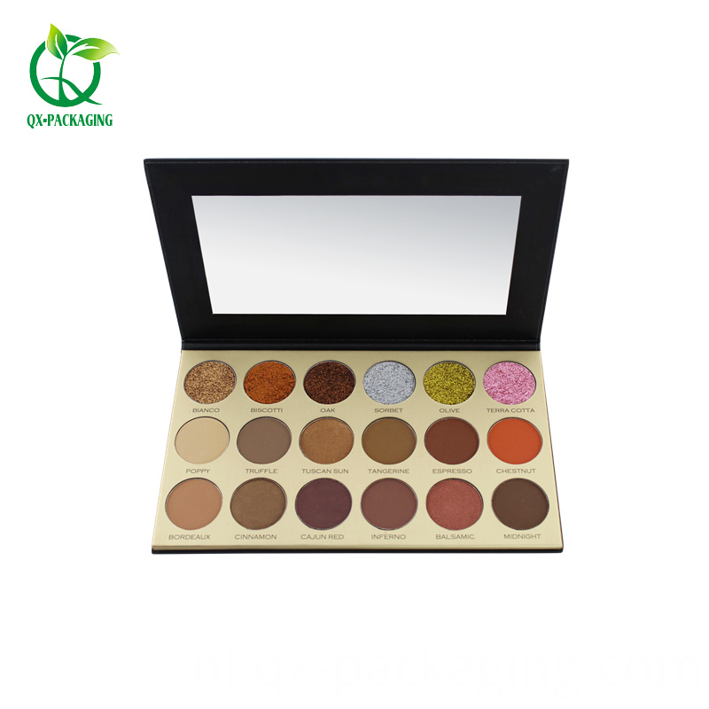Makeup Glitter Eyeshadow Palette