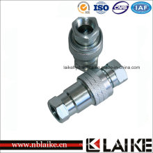 Accouplement rapide hydraulique de fabricant chinois