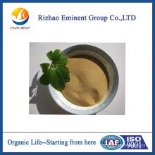 Follaje orgánico fertilizante fuente vegetal aminoácido azufre