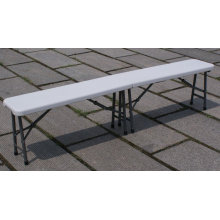 6ft leichte im Freien Plastikfaltenbank, Hauptmöbel-Stuhl, Freizeit-Stuhl, Garten-Stuhl, Esszimmer-Stuhl, kampierender Stuhl