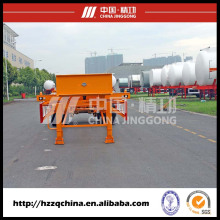 Recipiente de aço 26000lstaines (HZZ9341TJZ) para compradores