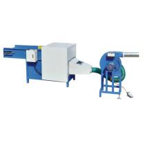 PP Cotton Fiber Opening Machine Semi-Automatic Fiber Balling Pillow Core Machine