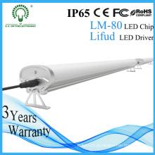Tubo da luz do diodo emissor de luz da Tri-Prova de 120fe 4feet IP65 para o parque de estacionamento