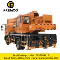 Small Lift Crane 12 Ton Truck Crane