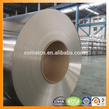 impresión de hojalata lata metal para la parte superior e inferior de la placa de lata puede