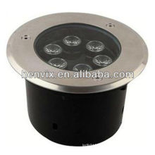 Stainless Steel 6w led underground light housing
