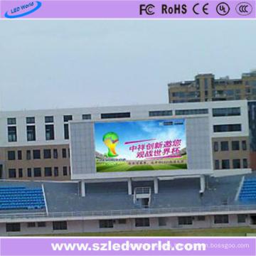 Tablero de la muestra de P10 High Brillish 1 / 2scan LED Display para hacer publicidad