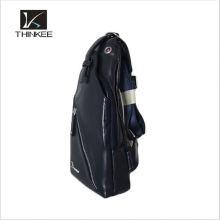 Esportes nylon moda faculdade coreano vento inclinado ombro peito bag