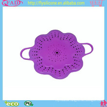 Highly welcomed best selling non stick silicone steamer