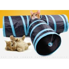 Folding 3 cat tunnel