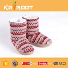 new men footwear design comfortable indoor boot shoes
