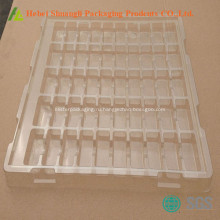 Одноразовые пластиковые упаковки ложемент