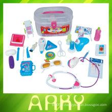 Jeu de jouets pour enfants ensemble d'hôpitaux Jeu de jouets Ensemble de jeu de docteur