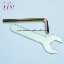 Factory Price Hex Wrench Spanner Open-End and L Wrench with Hot Selling
