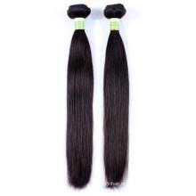 Reines unverarbeitetes reines malaysisches Haar 100%