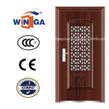 Südafrika Markt Sicherheit Sicherheit Stahl Sicherheit Türen (WS-116)