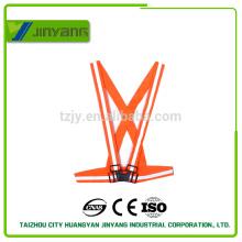 Reflektierende Sicherheit Weste Gürtel /harness