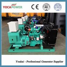 50 кВт 4-тактный двигатель Cummins Электрический дизельный генератор Производство электроэнергии