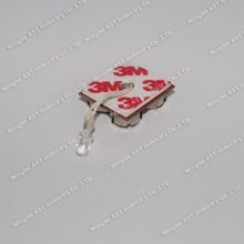 Lampeggiante, Pop Display a LED lampeggiatore, LED Flasher, LED lampeggiatore con autoadesivo di 3M (S-3201C)