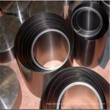 Feuille de tungstène laminée à froid pour l'industrie