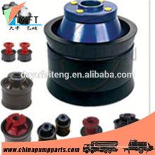 China pistón del cilindro hidráulico
