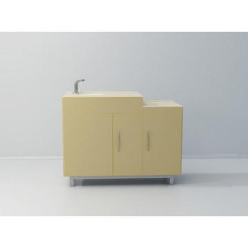 King Series (WB+ZG) Dental Cabinet