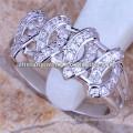 tendência da moda primavera 2018 premier anéis de jóias de bronze